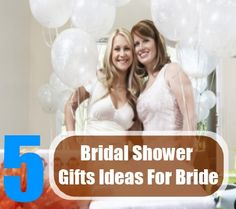 5 Pragmatic Bridal Shower Gifts For The Bride