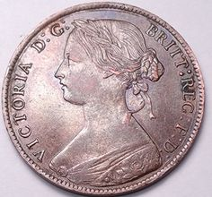 GREAT BRITAIN 1861 PENNY SCU406MN....WORLDWIDE COIN  https://www.amazon.com/dp/B01FH7VO46/ref=cm_sw_r_pi_dp_5HcBxbM956MA0