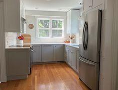I spy a bright white cabinet door at IKEA! Ikea Cabinets, White Cabinets, Kitchen Cabinets, Cabinet Doors, Main Street, Spy, Kitchen Ideas, Indoor, Bright
