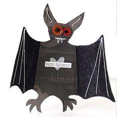 Frightfully Fun Bat and Vampire Crafts for Halloween