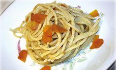 Spaghetti alla Bottarga con Colatura di Alici