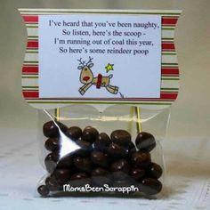 Reindeer poop coffee beans
