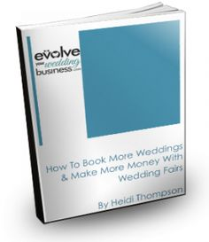 Lots of resources for wedding vendors, including a free ebook Wedding Vendors, Weddings, Make More Money, How To Make, Wedding Fair, Free Ebooks, My Books, Butter, Marketing