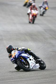 Maxime Berger Yamaha YZF R6 !