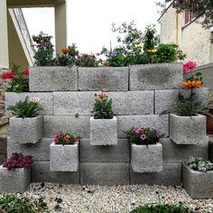 #Flowers #bricks
