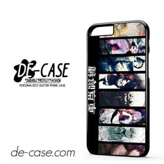 Tokyo Ghoul (2) For Iphone 6 Iphone 6S Iphone 6 Plus Iphone 6S Plus Case Phone Case Gift Present YO