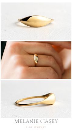 Gold Jewelry Simple, Gold Rings Jewelry, Jewelry Design Earrings, Gold Earrings Designs, Womens Jewelry Rings, Women's Rings, Bullet Jewelry, White Gold Jewelry, Opal Rings