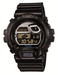 CASIO G-SHOCK Bluetooth Low Energy Wireless Technology Watch GB-6900AA-1JF (Japan Import)