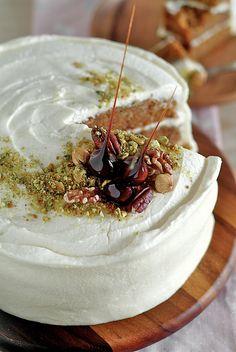 carrot cake|maple cream cheese
