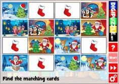 Christmas Memory Christmas Cartoons, Christmas Games, Memory Games, Memories, Baseball Cards, Memoirs, Souvenirs, Remember This, Holiday Party Games