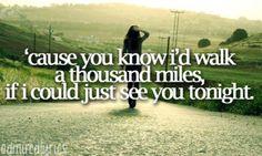 A Thousand Miles ~ Vanessa Carlton