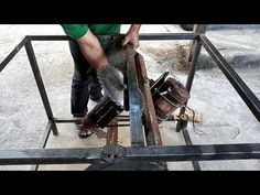 Panel Saw, Table Saw Fence, All Tools, Wood Projects, Building A House, Youtube, Metals, Ideas, Cool Tools