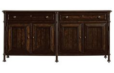 """Campagne 77"""" Sideboard, Chocolate Now: $1,219.00 Was: $1,619.00"""