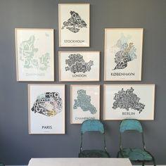 Kortkartellet   Artistic Geography