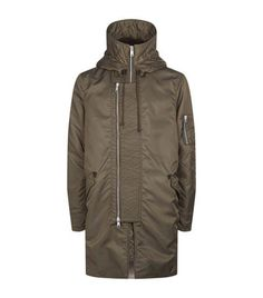 ALLSAINTS Mason Parka Coat. #allsaints #cloth #