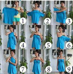 #DIY clothes t shirt dress
