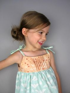 Saudade Sun Dress (+ Top) | Sew Mama Sew |
