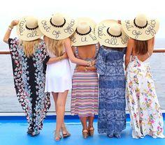 La KatWalk: Designer 'Do Not Disturb' Sun Hat on lower price point.