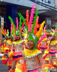 Cagayan de Oro Carnival Parade Clash of Festive Acts and Carnival Queens National High School, Festive, Queens, Acting, Carnival, Activities, Cagayan De Oro, Party, Carnavals