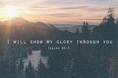 Isaiah 49:3