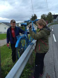 Pynting med sykler