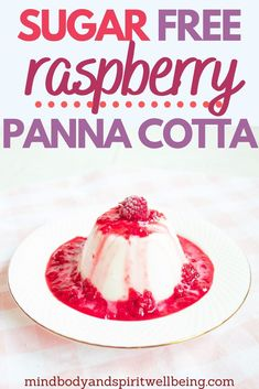 This sugar free sugar free panna cotta recipe is a favorite probiotic food for any colon health diet to experience the Bulgarian yogurt benefits! If you consider going gluten free, this easy panna cotta recipe is a perfect addition to your easy sugar detox plan for effective slimming. You can make this 3 ingredients glute free sugar free dessert with Bulgarian yogurt or Caucasian kefir to restore your gut health and promote your intestinal health. #pannacotta #Italianrecipes… Gluten Free Sweets, Sugar Free Desserts, Dairy Free Recipes, Famous Chocolate Chip Cookie Recipe, Gluten Free Chocolate Chip Cookies, Small Desserts, Easy Desserts, Delicious Desserts, Colon Health