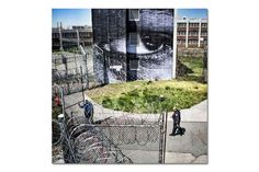 The Art Installation at Rikers Island Prison is Thought Provoking #Art trendhunter.com