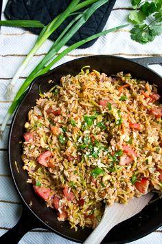 Clean Dinners: Thai Fried Rice