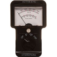 Hydrofarm LG17000 Light Meter * Read more reviews of the product by visiting the link on the image.
