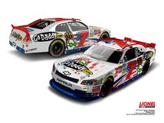JR Motorports driver Danica Patrick will start this car in the July NASCAR Nationwide Series race at Daytona.