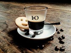 Jetzt gibt´s den Espresso stylish im Glas