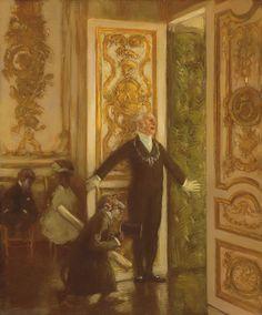 L'Audience  - Gaston de La Touche