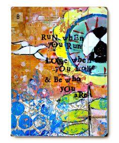 'Run When You Run'
