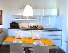 Very Small White Kitchen new zen kitchen design and photos the small kitchen design and