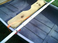 How to Make Canoe Stabilizers   ... Off-Road Association Forums • View topic - homemade canoe outriggers