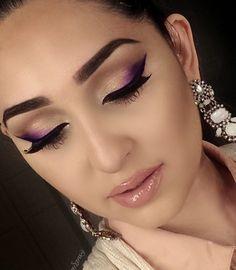 Crazy Makeup, Love Makeup, Makeup Inspo, Makeup Goals, Makeup Tips, Beauty Makeup, Makeup Ideas, Smokey Eye Makeup, Eye Brows