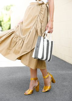 Damsel in Dior | Ruffled