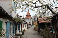 Grabenhäusle, Ulm