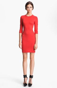 McQ by Alexander McQueen Knit Dress available at #Nordstrom
