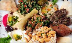 Lebanese Appetizer