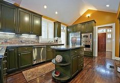 Kelly Clarkson-kitchen