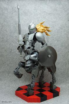LEGO centaur knight