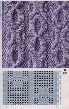 Cable Knitting Patterns, Shawl, Knit Crochet, Album, Blanket, Flower, Fashion, Bern, Dots
