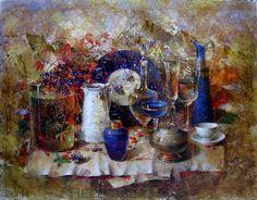 Helen Illichova, Still Life