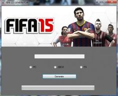 Fifa 15 Coins Key Generator Hack Online 2017 Tool New Fifa 15 Coins Key Generator Hack download undetected. This is the best version of Fifa 15 Coins Key Generator Hack, voted as best working tool.