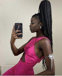 Black Girls Hairstyles, Afro Hairstyles, Pretty Hairstyles, Haircuts, Curly Hair Styles, Natural Hair Styles, Dark Skin Beauty, Black Beauty, Coloured Girls