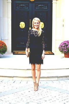 Krystal Schlegel in Lilly Pulitzer Fall '13- Hera Dress