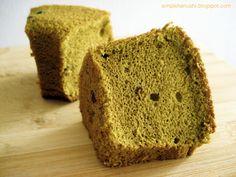 Simply Hanushi: Matcha Chiffon Cake II