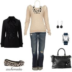 Mondays Aren't So Bad, created by archimedes16 on Polyvore