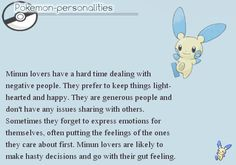 #312, Minun THIS IS ME